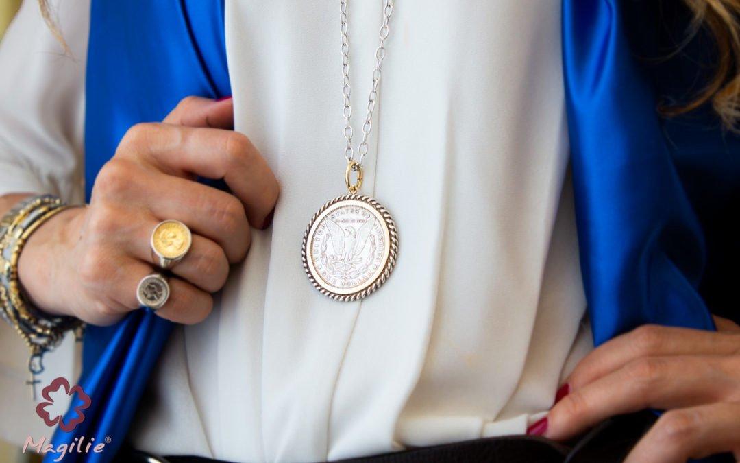 Pulire gioielli in argento